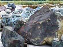 Природные камни валуны