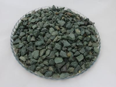 Крошка декоративная зелёная, 10-20 мм