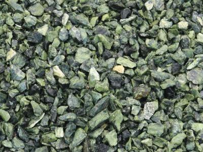 Каменная крошка змеевика ф 10-20, упаковка 20 кг