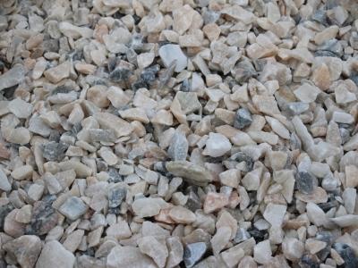 Крошка мраморная белая, 15-30 мм