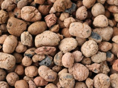 Керамзит для растений, фр. 10-20, мешок 20 литров