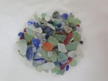 Стекло кусковое разноцветное (Эрклез)