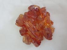 Стекло кусковое оранжевое (Эрклез)