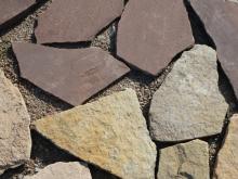 Песчаник колотый в ассортименте